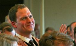 Senior Pastor Kent French
